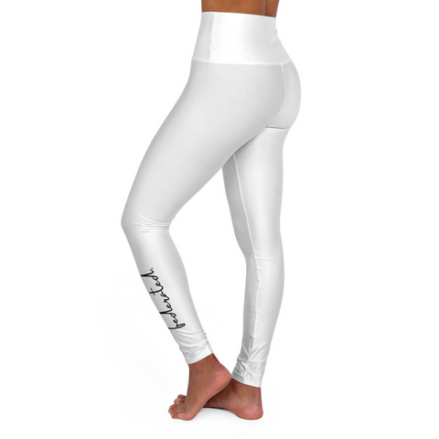 federated. White Leggings
