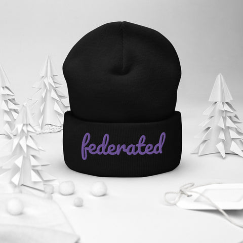 Federated Cuffed Beanie