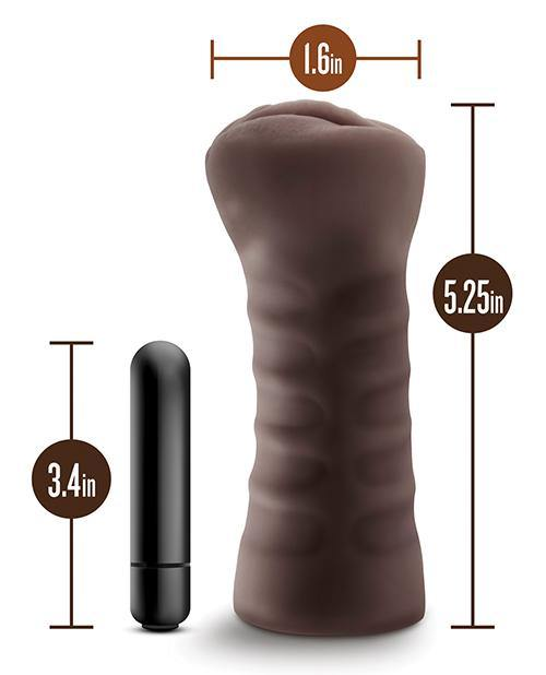 Blush Hot Chocolate Alexis - Chocolate - Adult Fun Toys