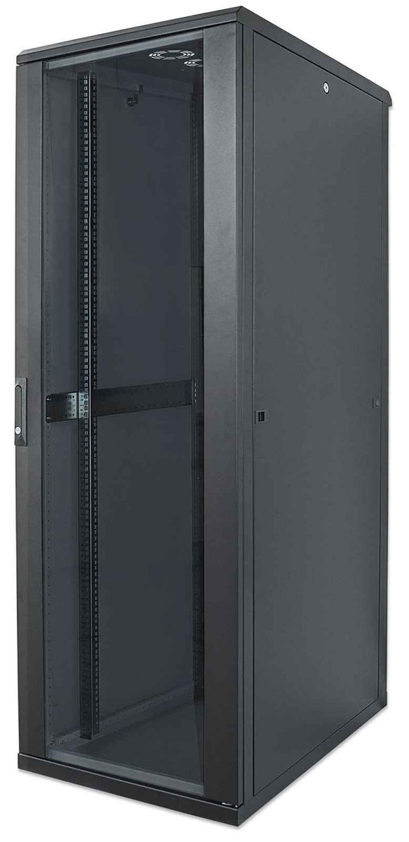 22U 600x600mm 19in. SILVER SERIES FLOOR-STANDING RACK & CABINET Image 1