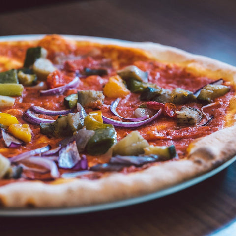 Pizza Vegetali