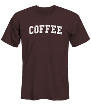 Load image into Gallery viewer, Coffee Dark Brown T