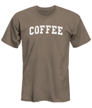 Load image into Gallery viewer, Coffee Light Brown T