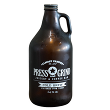 Load image into Gallery viewer, 64oz Cold Brew Growler - Half Gallon