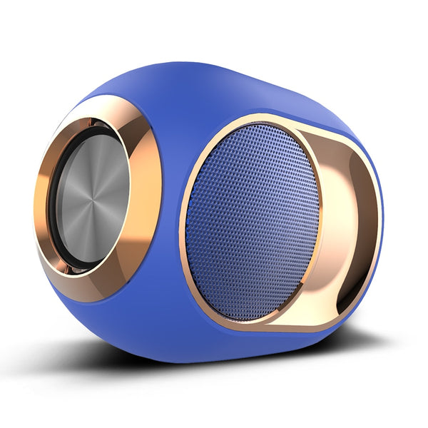 New Bluetooth 5.0 Speaker Wireles Portable Column Outdoor Stereo Speaker For iPhone Android