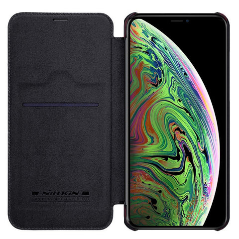 New Luxury Flip Wallet Case With Card Pocket For iPhone 11 Pro Max Series