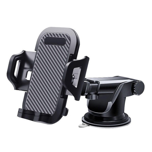 New One-touch Suction Cup Dashboard Windshield Cell Phone Stand Car Phone Holder