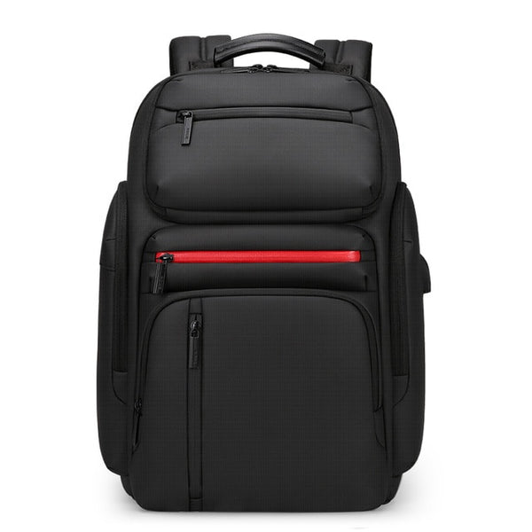 New Large Capacity Laptop Bag Multi-Functional USB Charging Travel Business Backpack