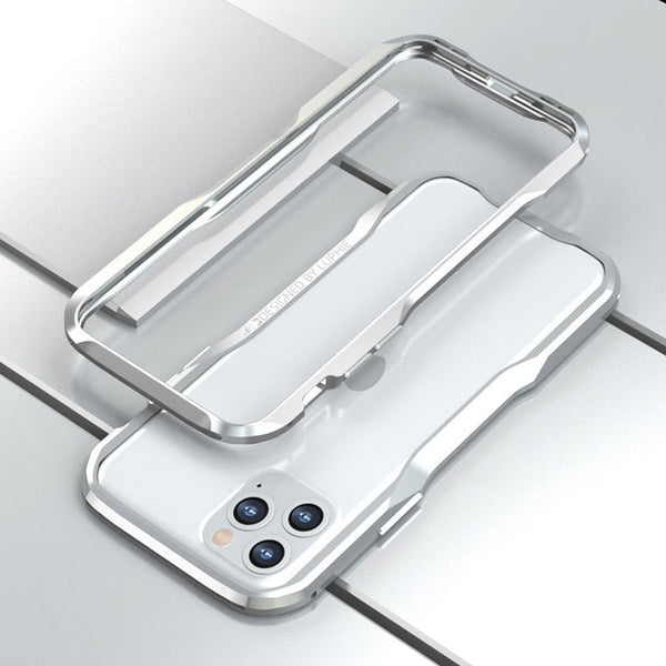 New Metal Bumper Aluminum Frame Protective Cover Case For iPhone 11 SE 2020 X XS 8 Plus Series