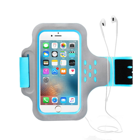New Sports Armband Running Pouch Phone Holder Protective Case For iPhone Android Samsung