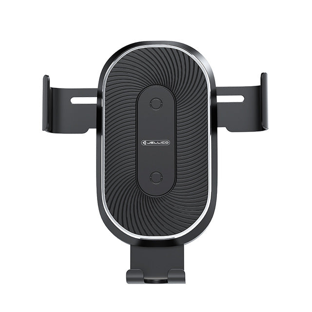 New Wireless Car Mount Fast Charger Vent Holder For Samsung iPhone Smart Phone