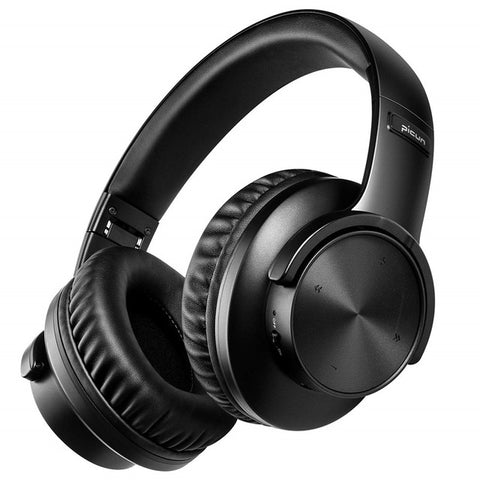 New Bluetooth 5.0 Touch Control Wireless Headphone With Mic For Computers iPhones Androids