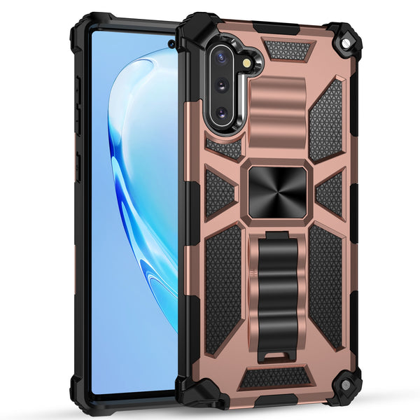 New Protective Magnetic Ring Bracket Flip Stand Case For Samsung Galaxy S10 S20 Note 10 20 Series