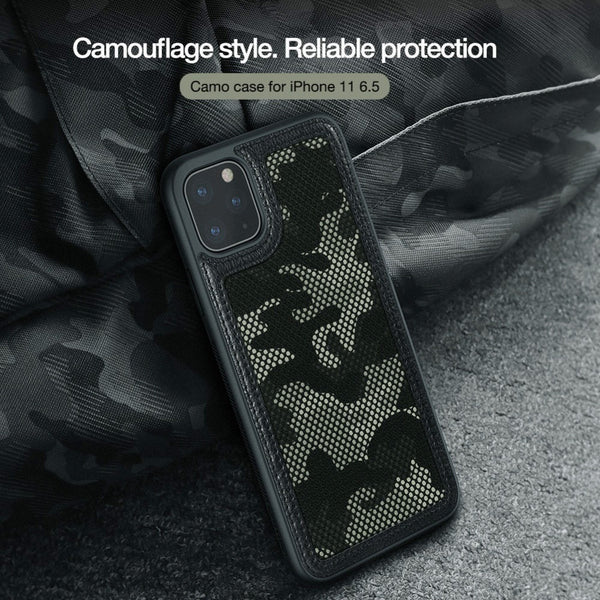 New Camo Style Ultra-Thin Soft Edge Protective Bumper Case For iPhone 11 Pro Max Series