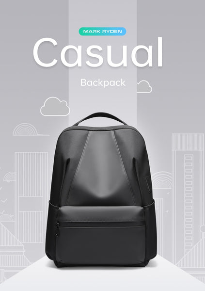 New USB Charging  Anti-Theft Water-Repellent 15.6 Inch Casual Laptop Backpack