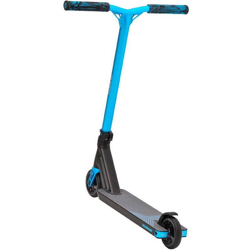 Triad Stunt Scooter Delinquent Mini - Black/Blue Teal Complete Scooters Triad
