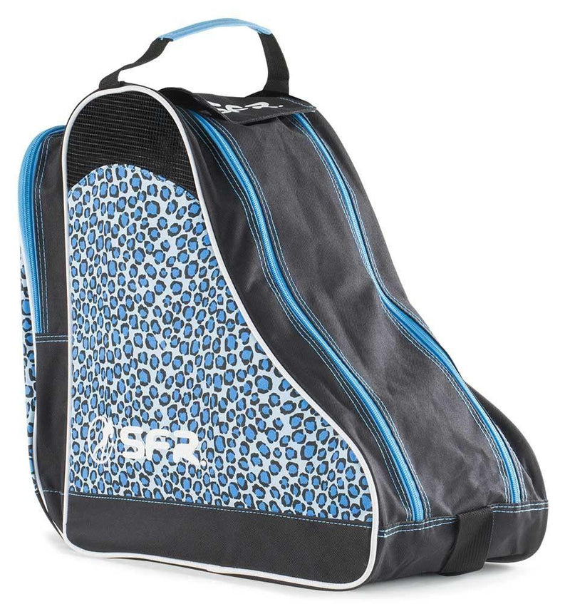 SFR Designer Skate Carry Bag - Blue Leopard Accessories SFR