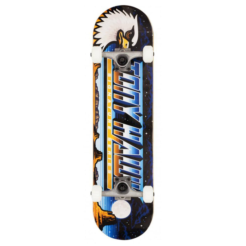 Tony Hawk 180 Complete Skateboard 8.0, Moonscape Skateboard Tony Hawk