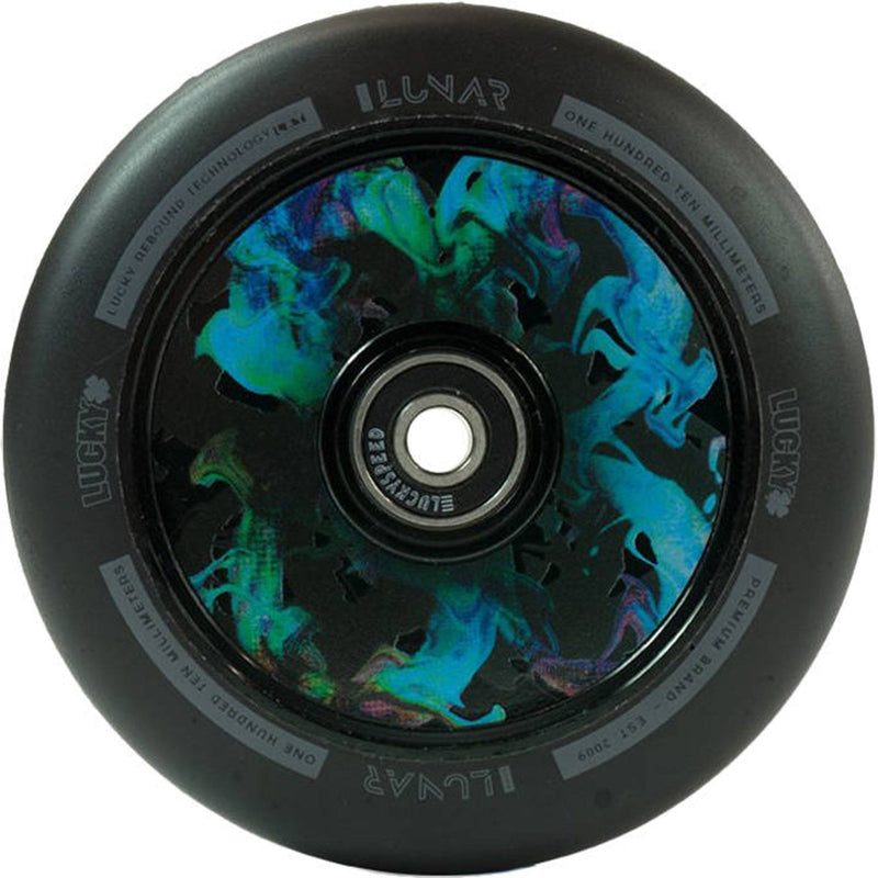 Lucky Scooters Lunar Hollow Core Stunt Scooter Wheel 110mm, Nova Scooter Wheels Lucky
