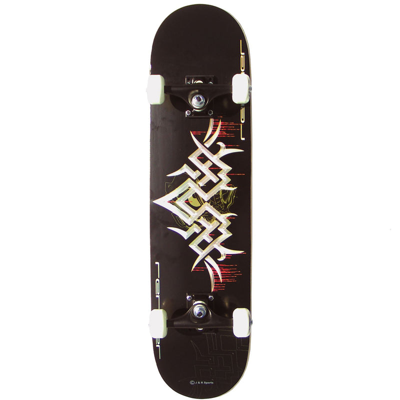Renner Skateboards B Series Complete Skateboard, Tattoo Ⅱ