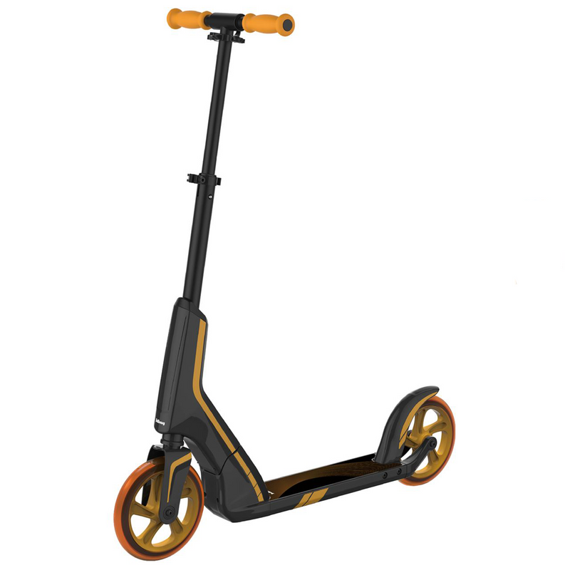 JD Bug Pro Commute 185 Scooter, Black/Gold