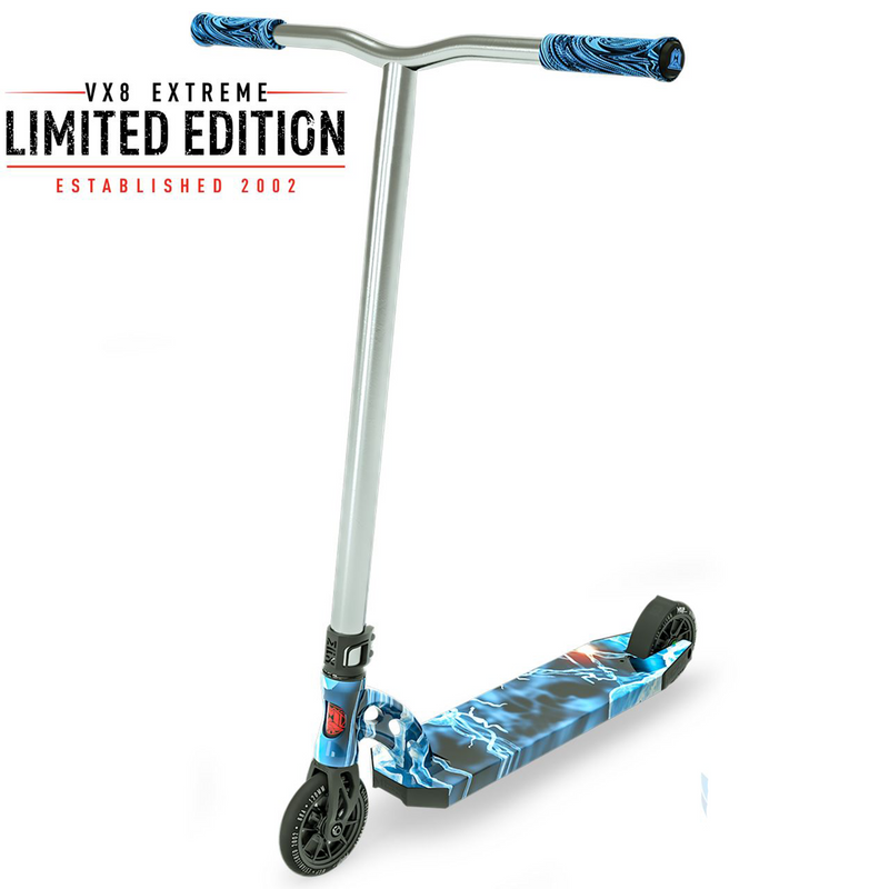 Madd Gear VX8 Extreme Limited Edition Complete Stunt Scooter, Neuron