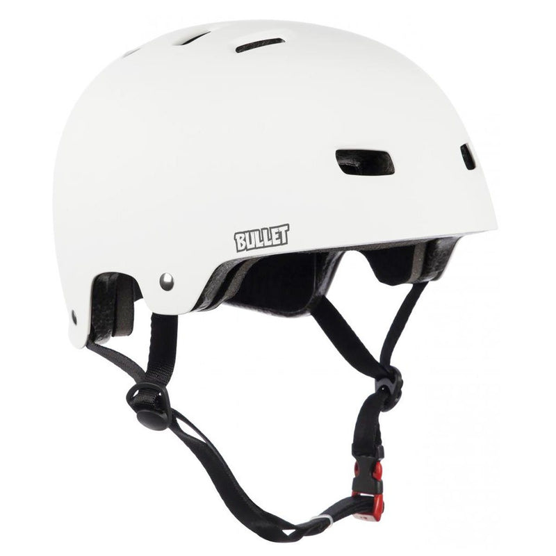 Bullet Protection Deluxe Helmet, Matte White Protection Bullet