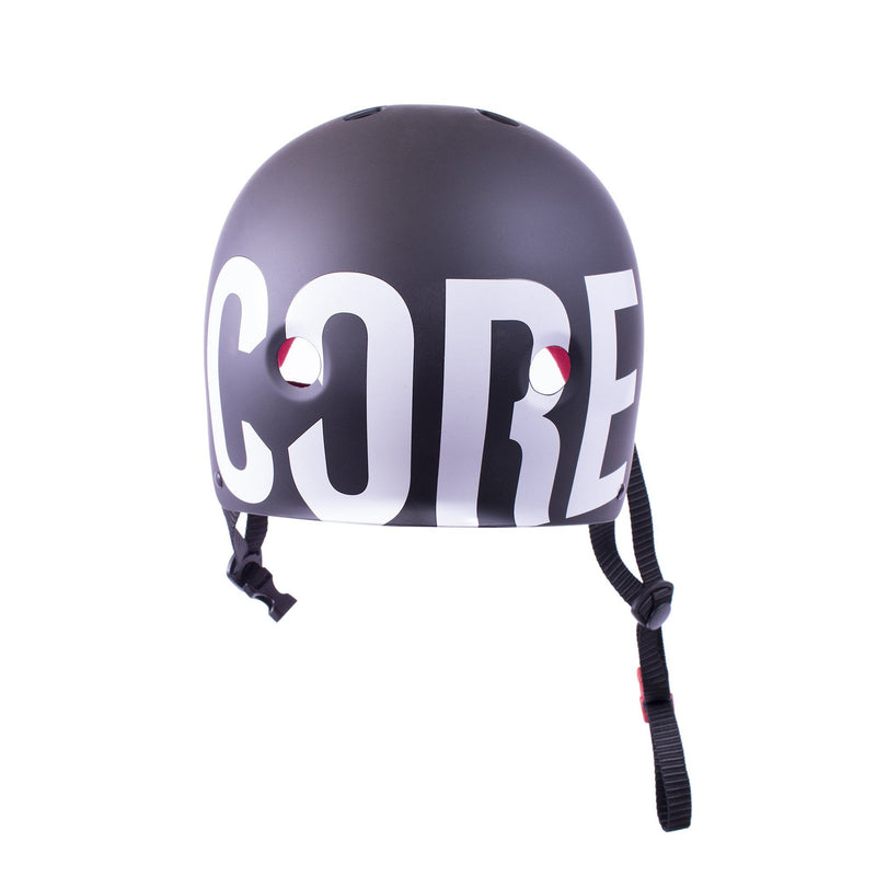 CORE Pro Light Helmet – Black/Red Protection CORE