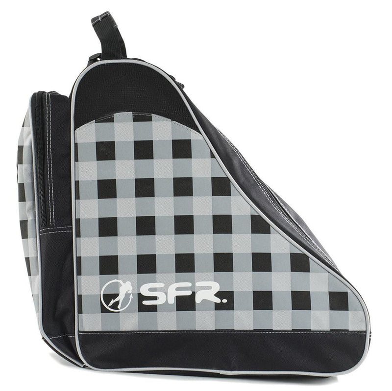 SFR Designer Skate Carry Bag - Black Chequer Accessories SFR