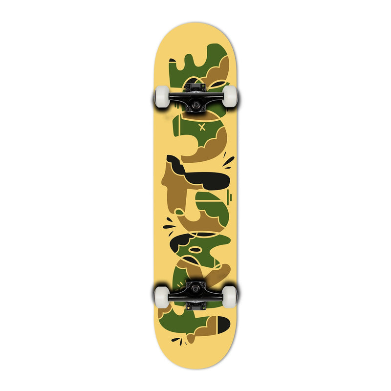 Fracture Skateboards x YEH COOL Desert Complete Skateboard - 8.25 Complete Skateboards Fracture