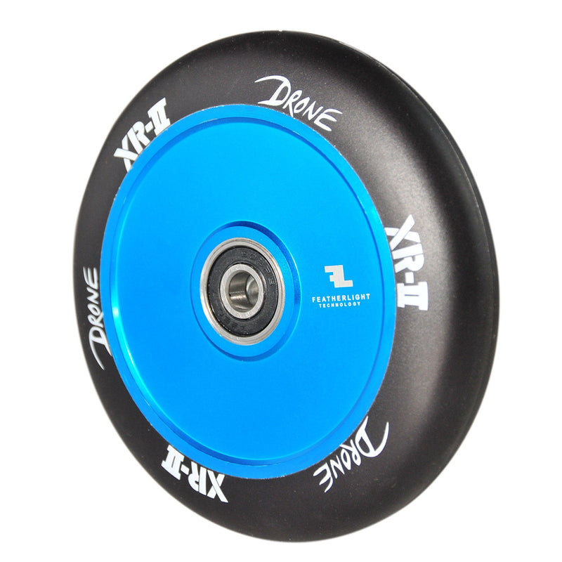 Drone XR-2 110mm Stunt Scooter Wheel, Blue Stunt Scooter Drone