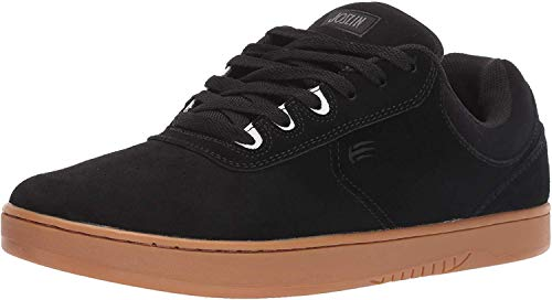 Etnies Men's Joslin Skate Shoe, Black/Gum, 10 Medium US