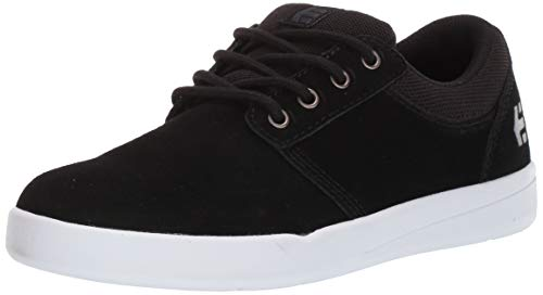 Etnies Men's Score Skate Shoe, Black/White, 12 Medium US