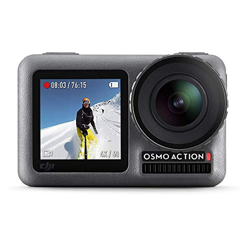 DJI Osmo Action - 4K Action Waterproof  Camera
