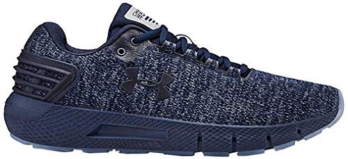 Under Armour Men's Charged Rogue Twist Ice Running Shoe, Academy Blue (400)/Academy Blue, 11.5