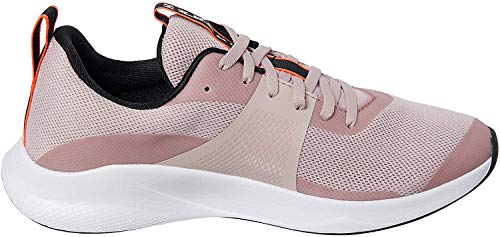 Under Armour Women's Charged Aurora Cross Trainer, Dash Pink (600)/White, 8 M US