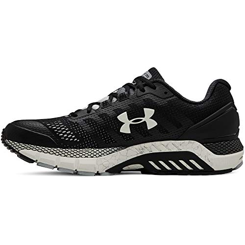 Under Armour Men's HOVR Grdian Running Shoe, Black (001)/Summit White, 10