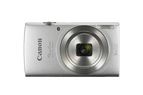 Canon PowerShot ELPH 180 Digital Camera w/ Image Stabilization