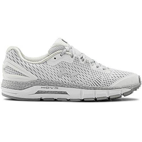 Under Armour Women's HOVR Guardian 2 Running Shoe, White (101)/Halo Gray, 9
