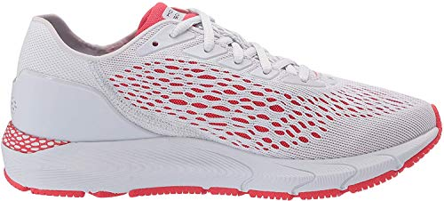 Under Armour Men's HOVR Sonic 3 Running Shoe, Mod Gray (101)/Aqua Foam, 9.5