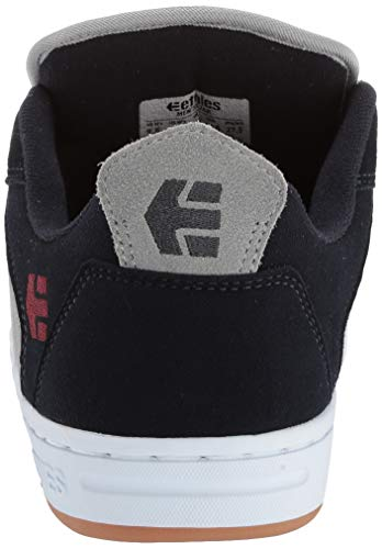 Etnies Men's CZAR Skate Shoe, Navy/Grey, 13 Medium US