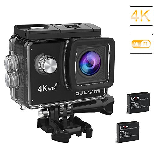 Original SJCAM SJ4000 Air 4K Wi-Fi Action Camera