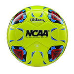 Wilson NCAA Copia II Soccer Ball, Optic Yellow - Size 3