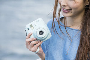 Fujifilm Instax Mini 9 - Ice Blue Instant Camera