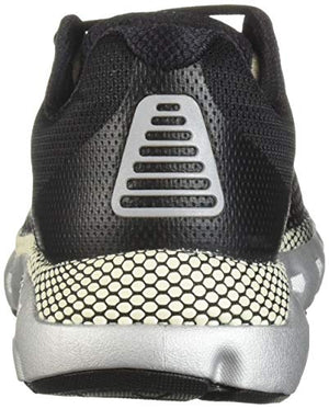 Under Armour Men's HOVR Infinite Running Shoe, Black (004)/Metallic Gun Metal, 10.5