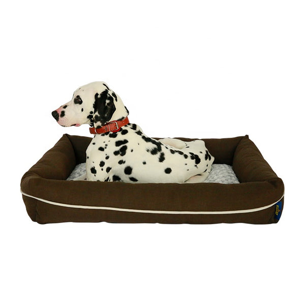 Good Quality Non Slip Cat Bed Velvet Fabric Non-Skid Dog Bed Sofa Pet Mat