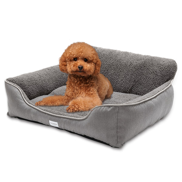 Pet Dog Bed for Medium Dogs(X-Large for Large Dogs),Dog Bed with Machine Washable Comfortable and Safety for Medium and Large Dogs Or Multiple