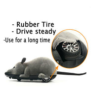 Wireless Electronic Remote Control Mouse Rat Pet Toy