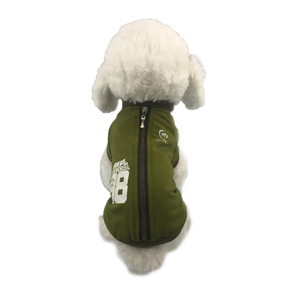 Knitted Pet Dog Sports Jersey Apparel Clothes For All Season