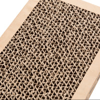 Luxury cat toy wholesale cat scratcher board scratcher loung